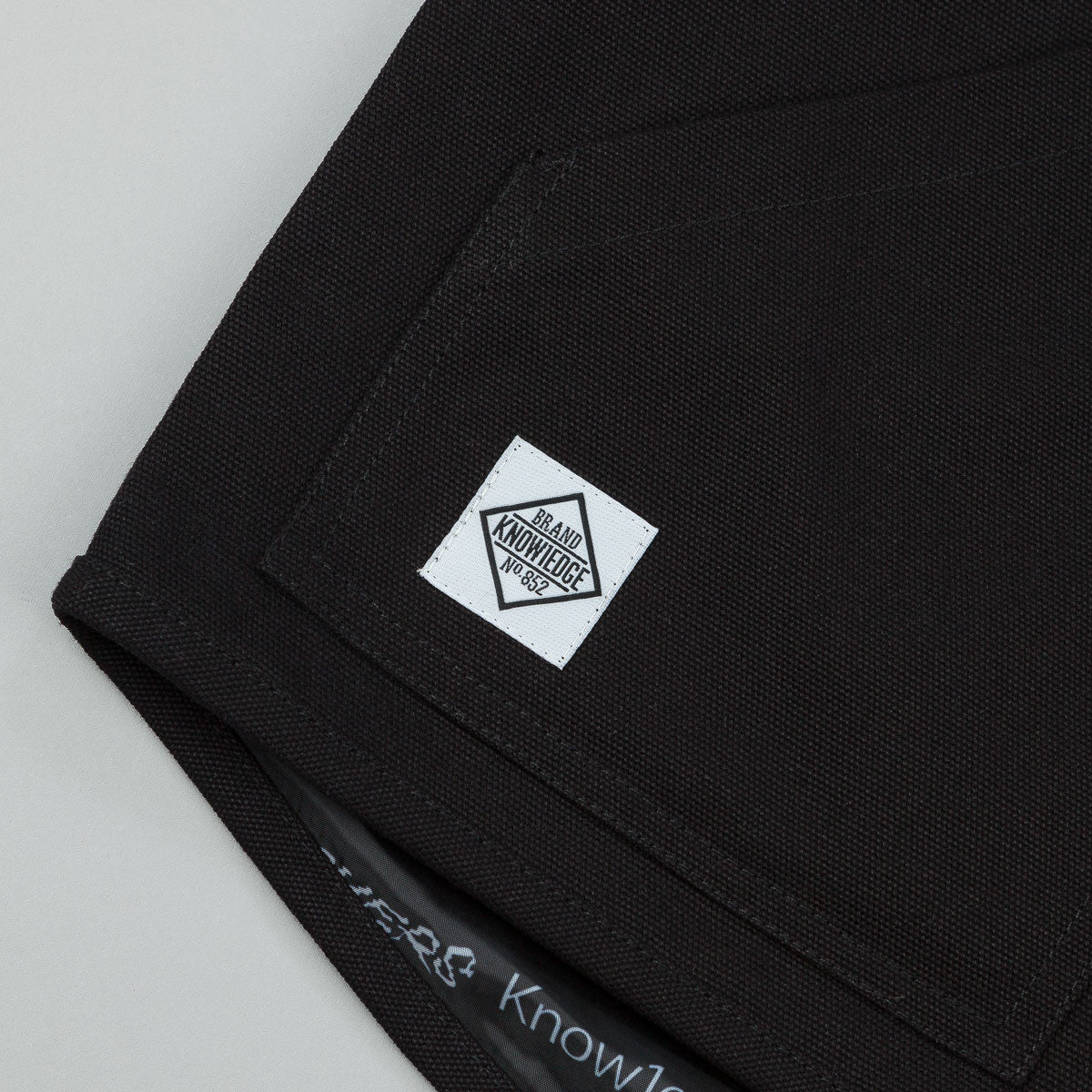 Doom Sayers X Know1edge Vest - Black