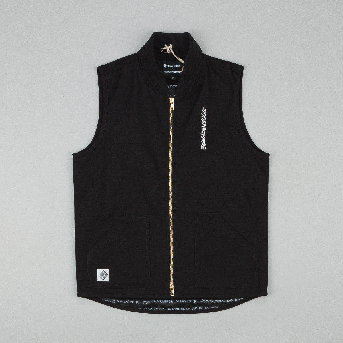 Doom Sayers X Know1edge Vest