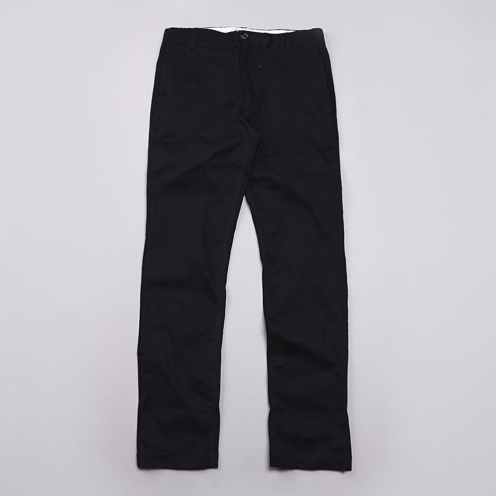 DQM Canyon Chino Pants Black