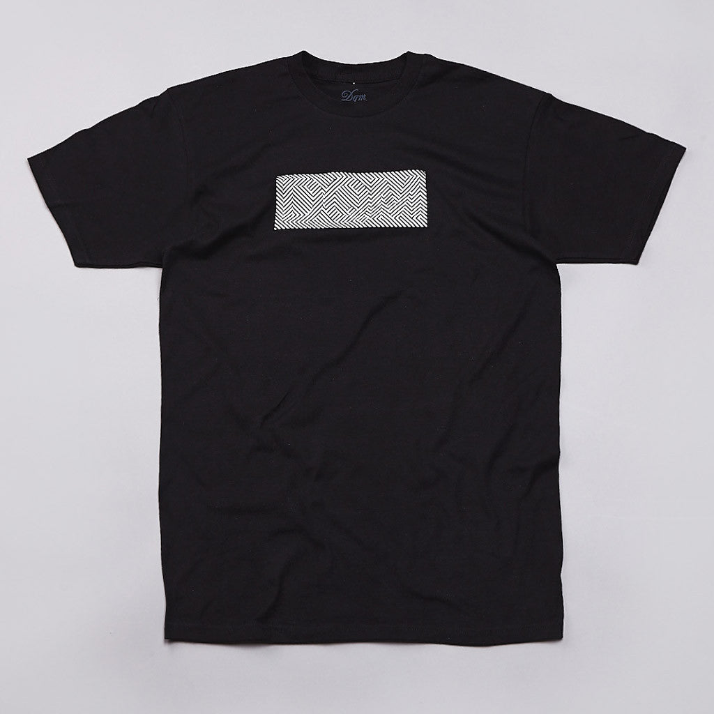 DQM Razzle T Shirt Black