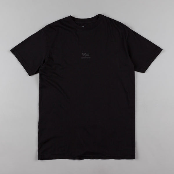 DQM Tiny Logo T-Shirt - Black