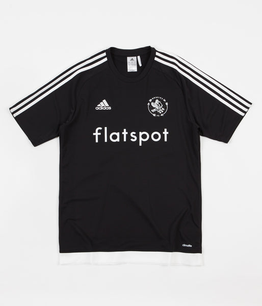 Drakies FC Shirt - Black / White