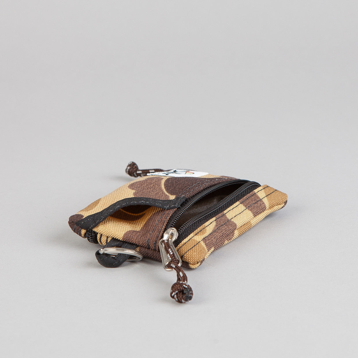 Drifter Key Coin Pouch Autumn Camo