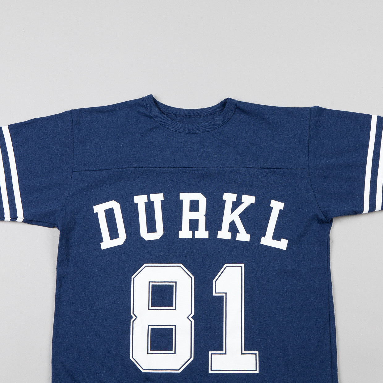 Durkl Maltman Football Jersey Blue