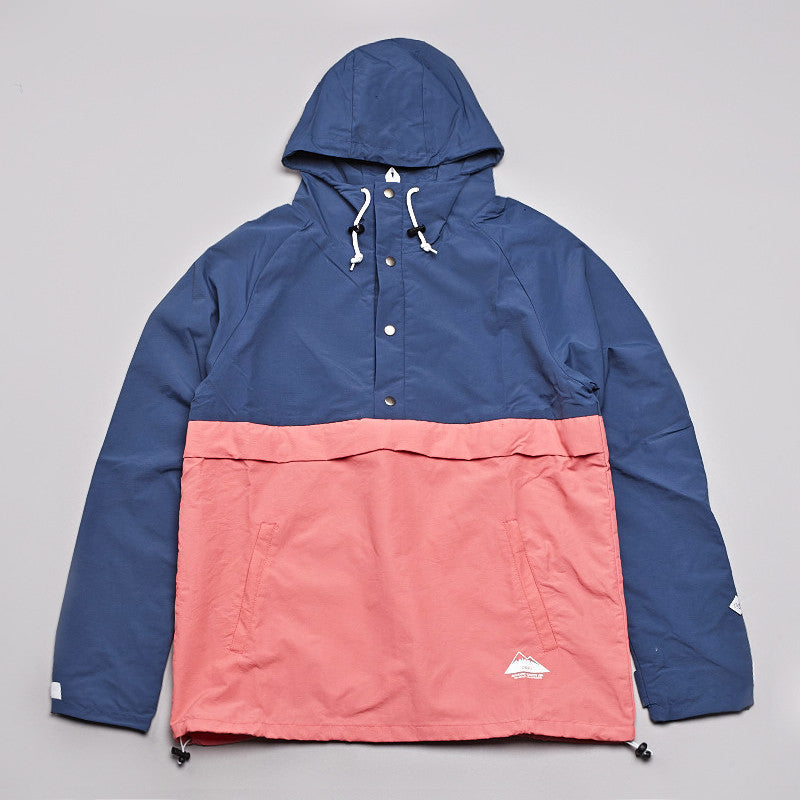 Durkl Reston Pullover Jacket Navy