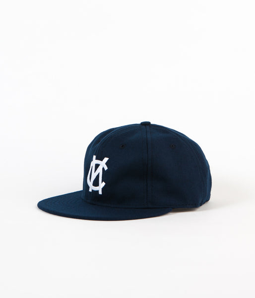 Ebbets Field Flannels Kansas City Blues 1947 6 Panel Cap - Navy