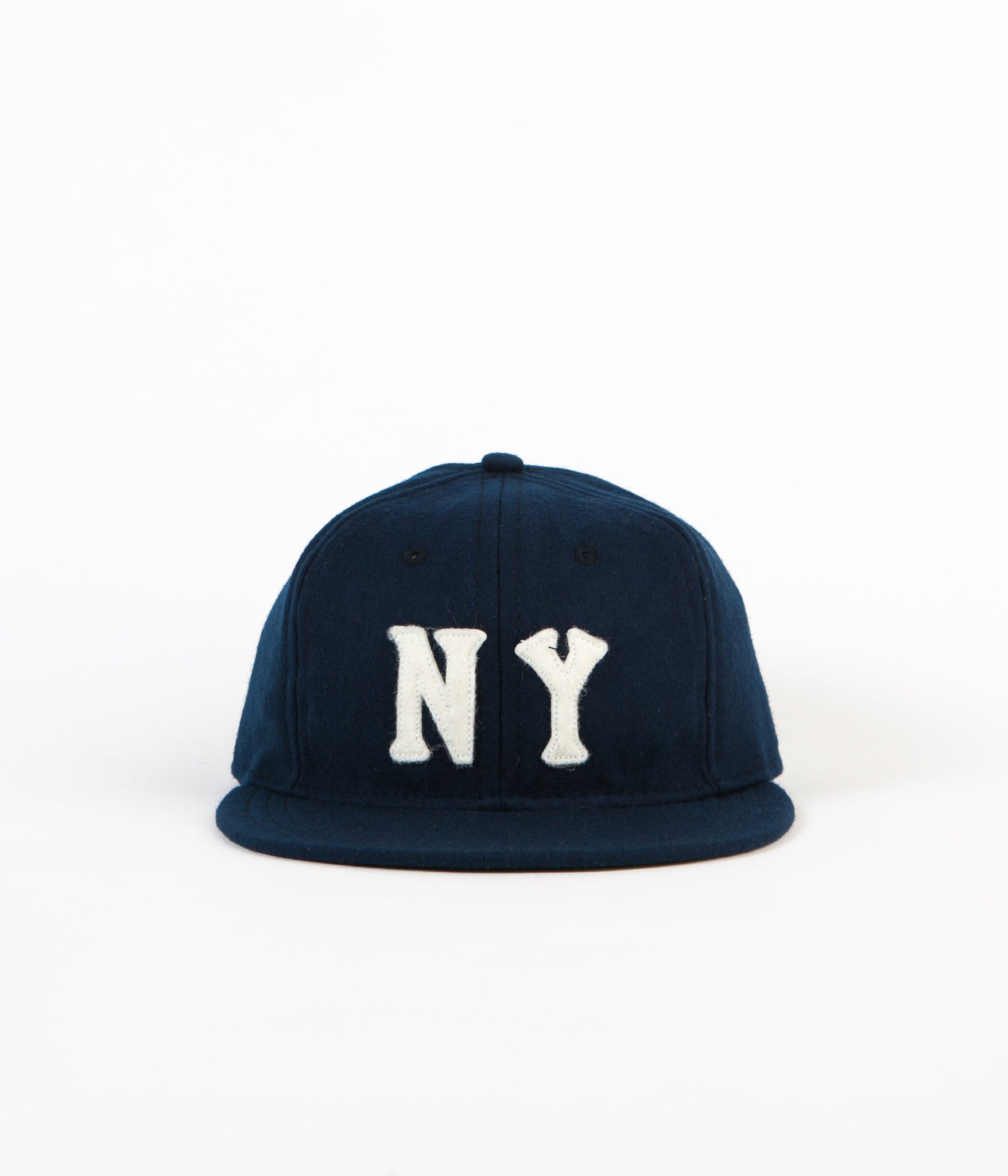 Ebbets Field Flannels New York Black Yankees 1936 Cap - Navy