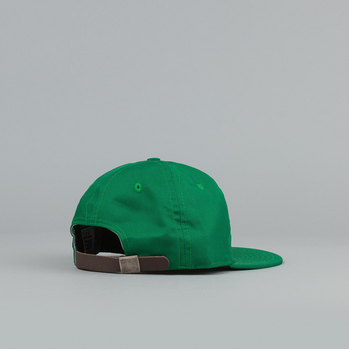 Ebbets Field Flannels NY Black Yankees Strapback Cap - Green