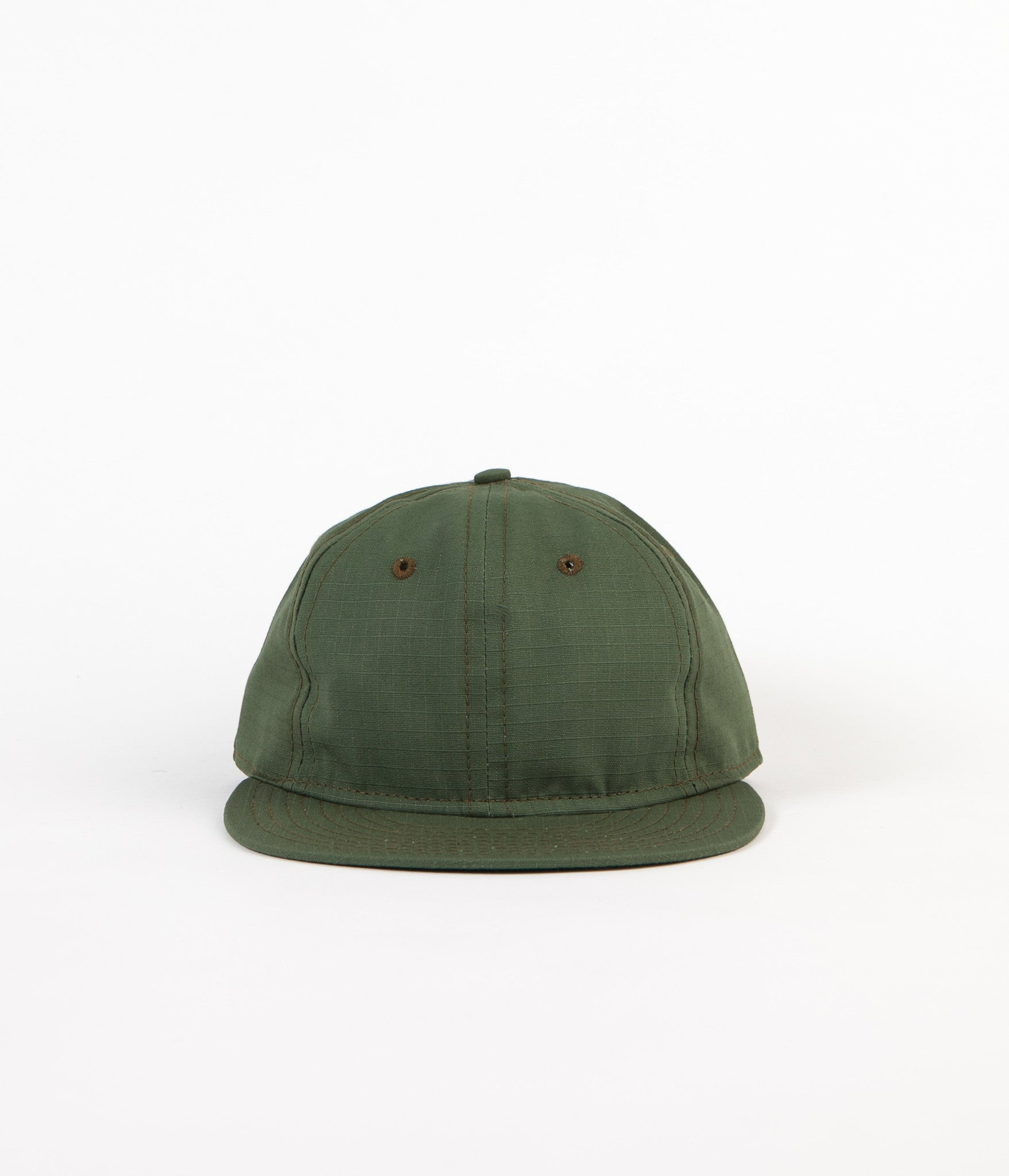 Ebbets Field Flannels Rip-Stop Cap - Olive Drab