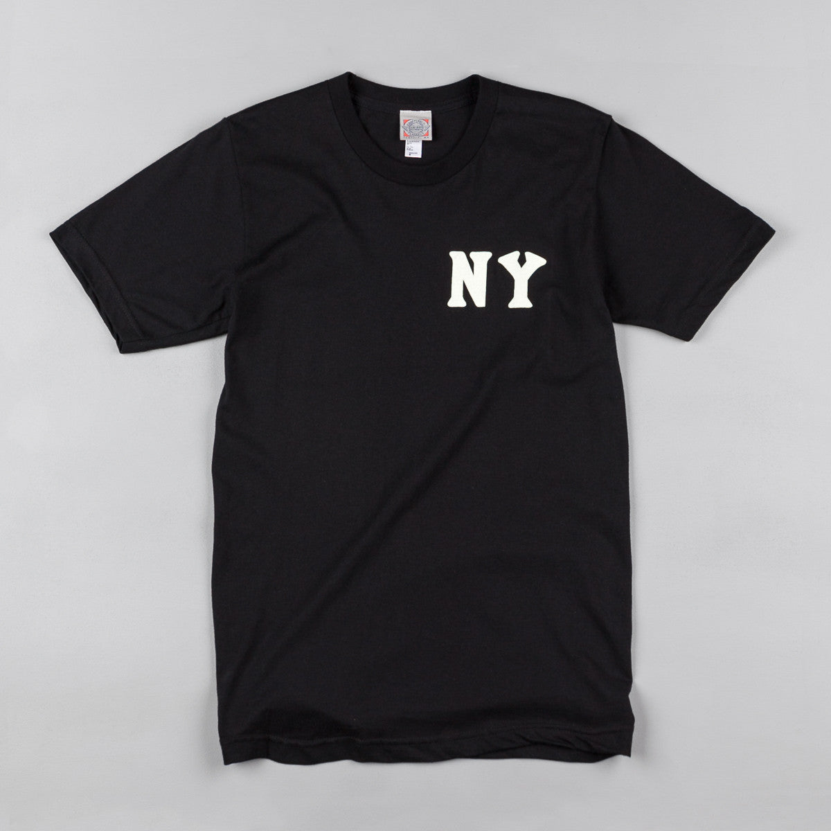Ebbets Field Flannels New York Yankees T-Shirt - Black