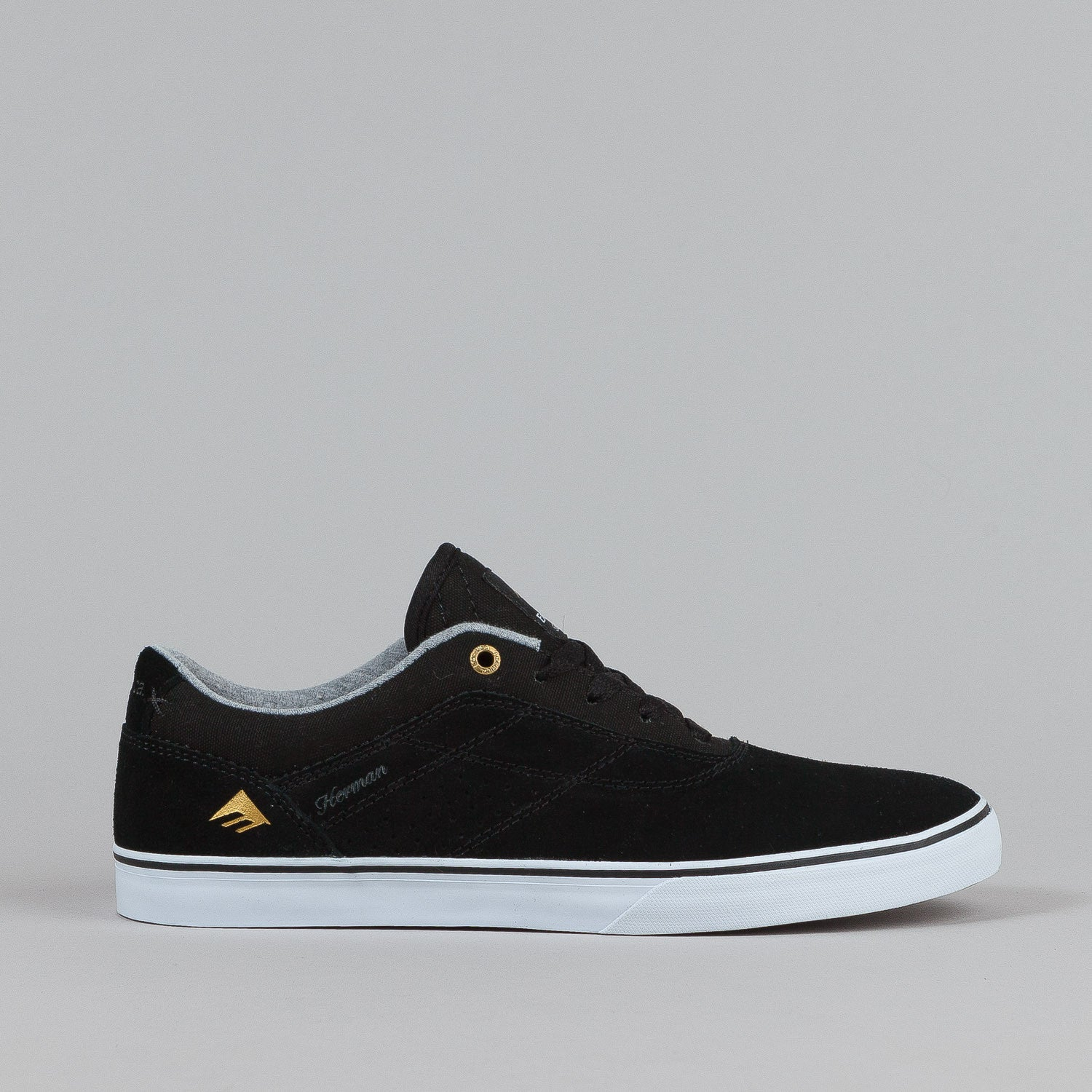Emerica The Herman G6 Vulc Shoes - Black / White