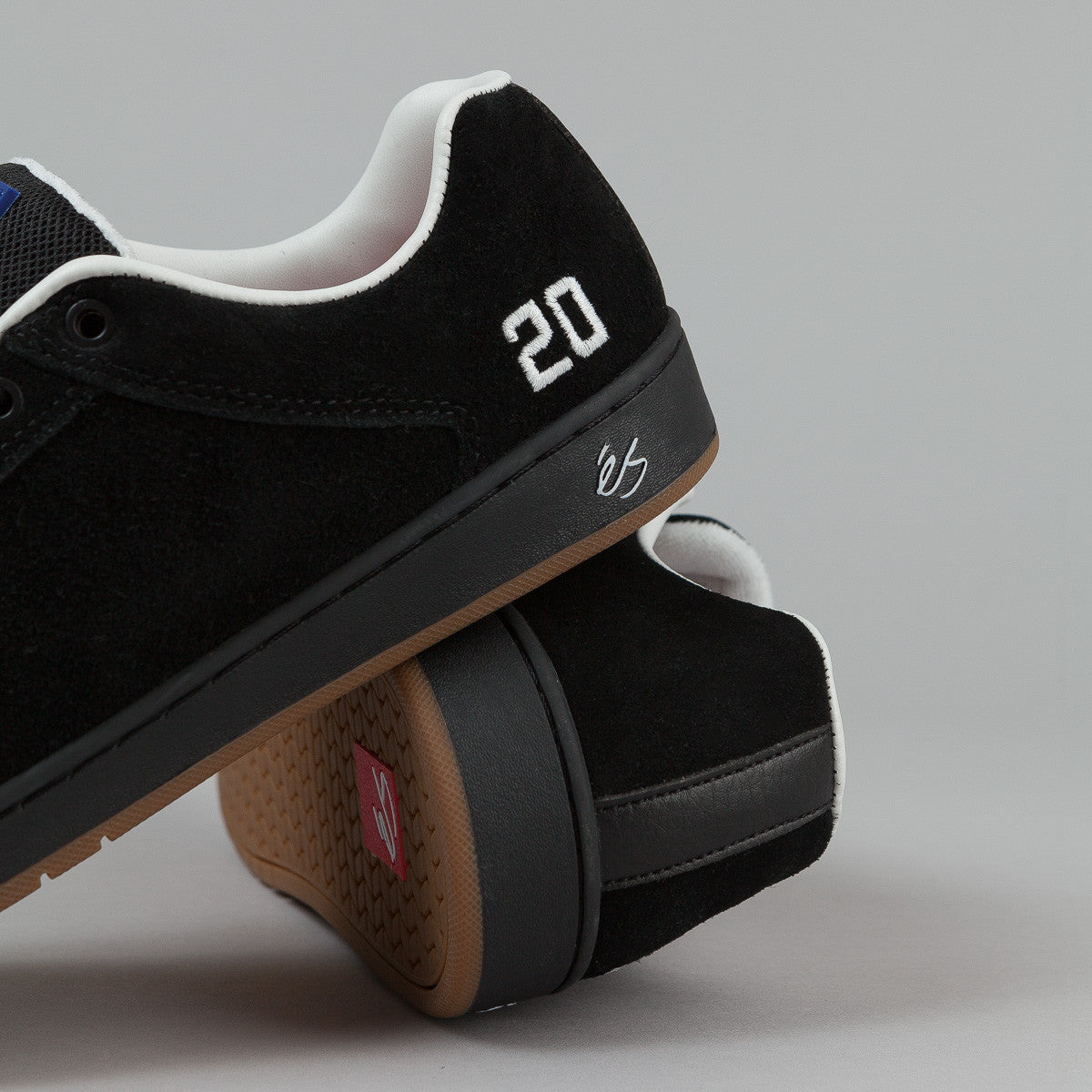 ©S Skateboarding Sal 20 Shoes - Black