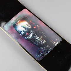 Fucking Awesome AVE Hologram High Gloss Black Deck - 8.38""