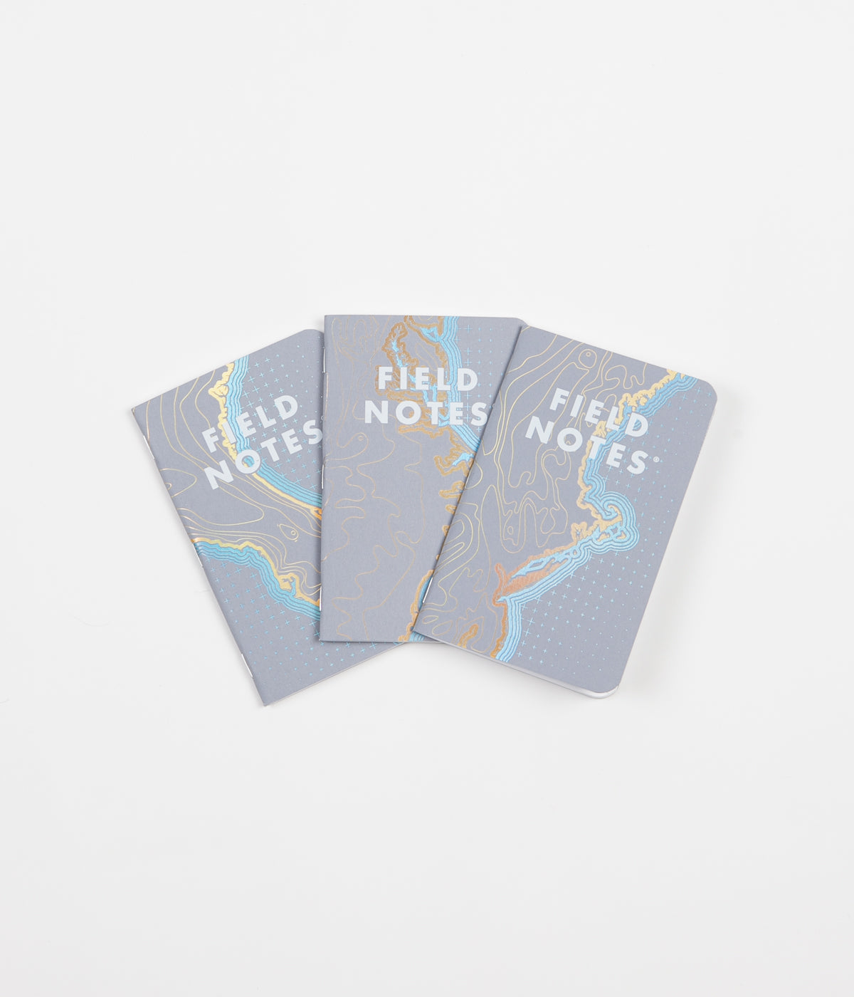 Field Notes Coastal Notebook - West