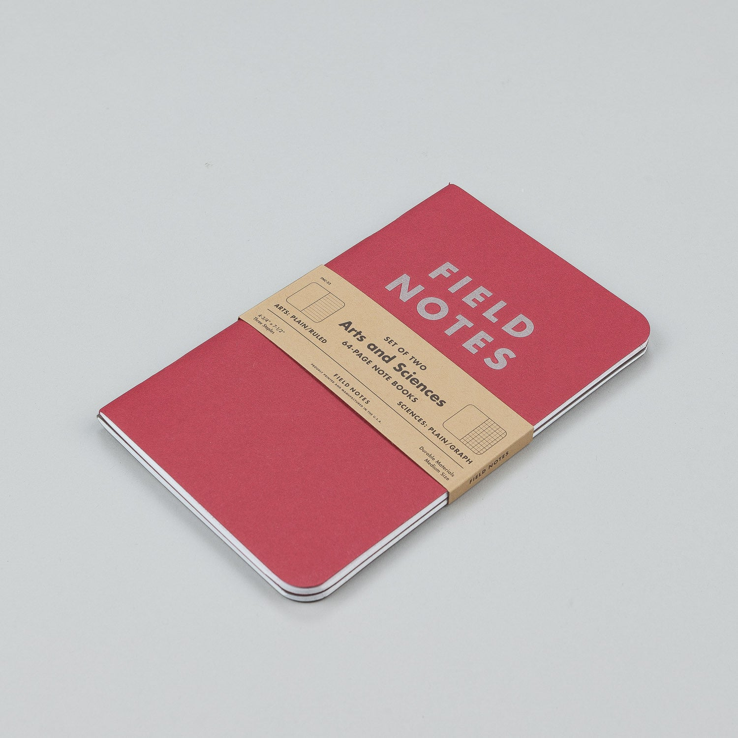 Field Notes Limited Edition Arts and Sciences Notebooks
