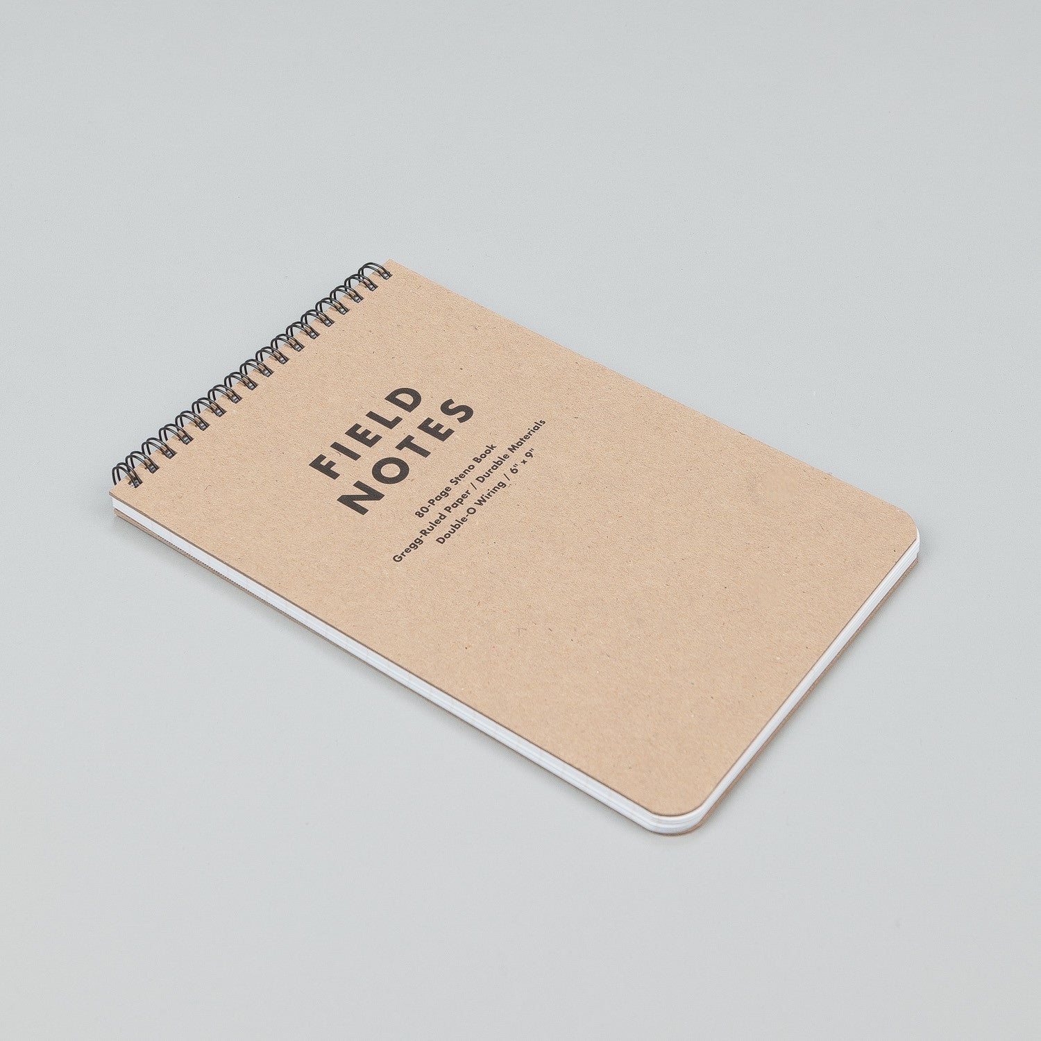 Field Notes Steno Notebook