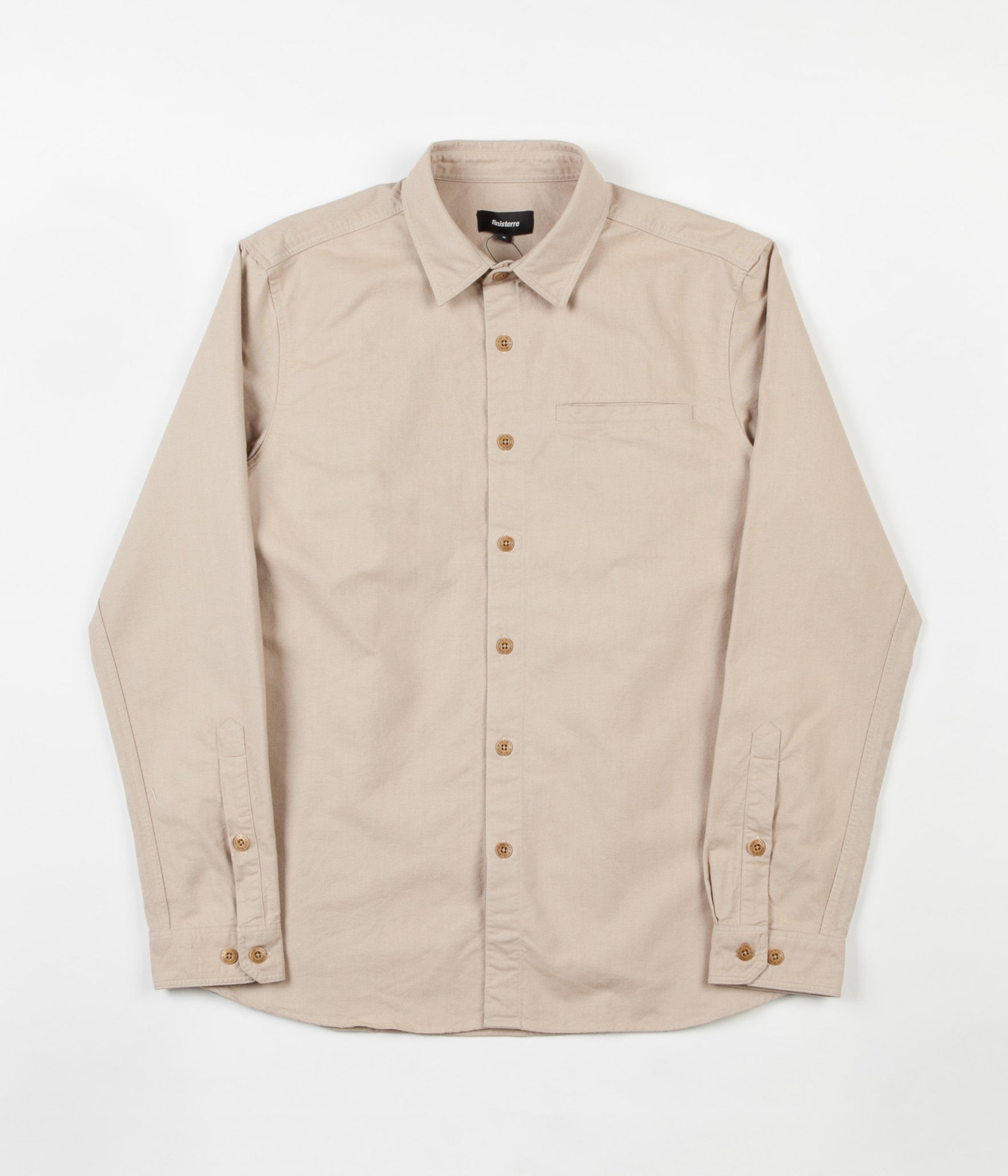 Finisterre Ballantyne Shirt - Flint