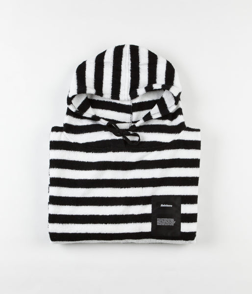 Finisterre Changing Robe - Humbug Stripe