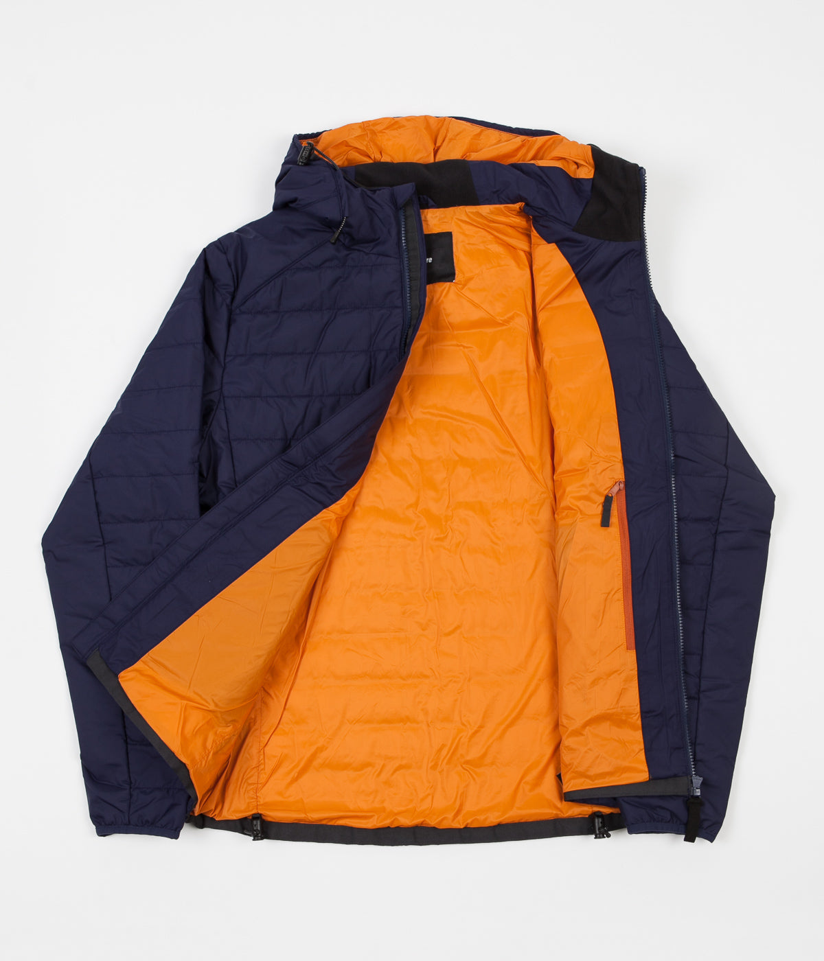 Finisterre Nimbus Jacket - Moonlight / Russet