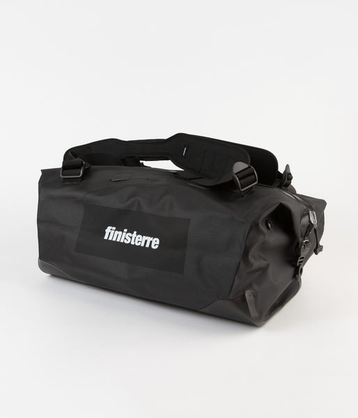 Finisterre Waterproof Duffel Bag - Black