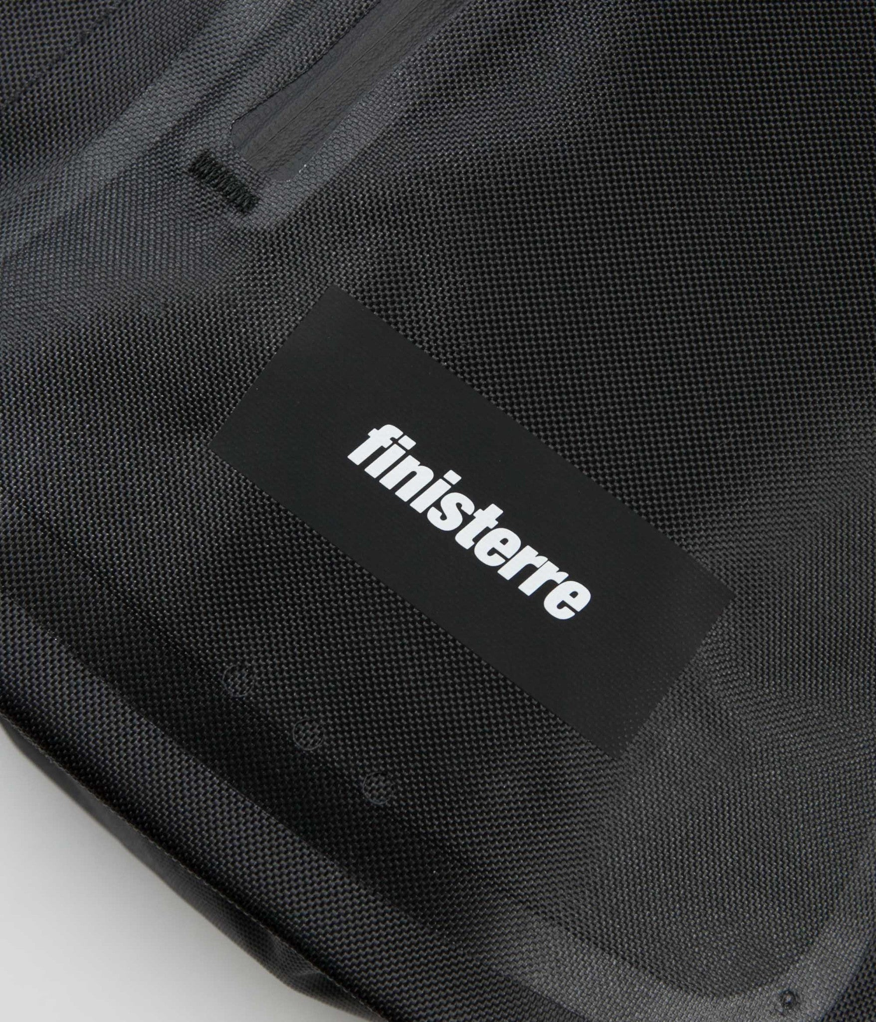 Finisterre Waterproof Rucksack - Black