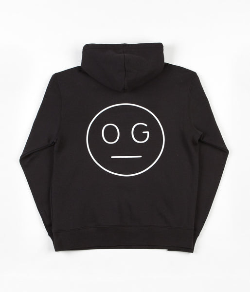 Flatspot OG Hardware Hooded Sweatshirt - Black