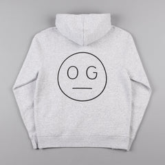 Flatspot OG Hardware Hooded Sweatshirt - Grey