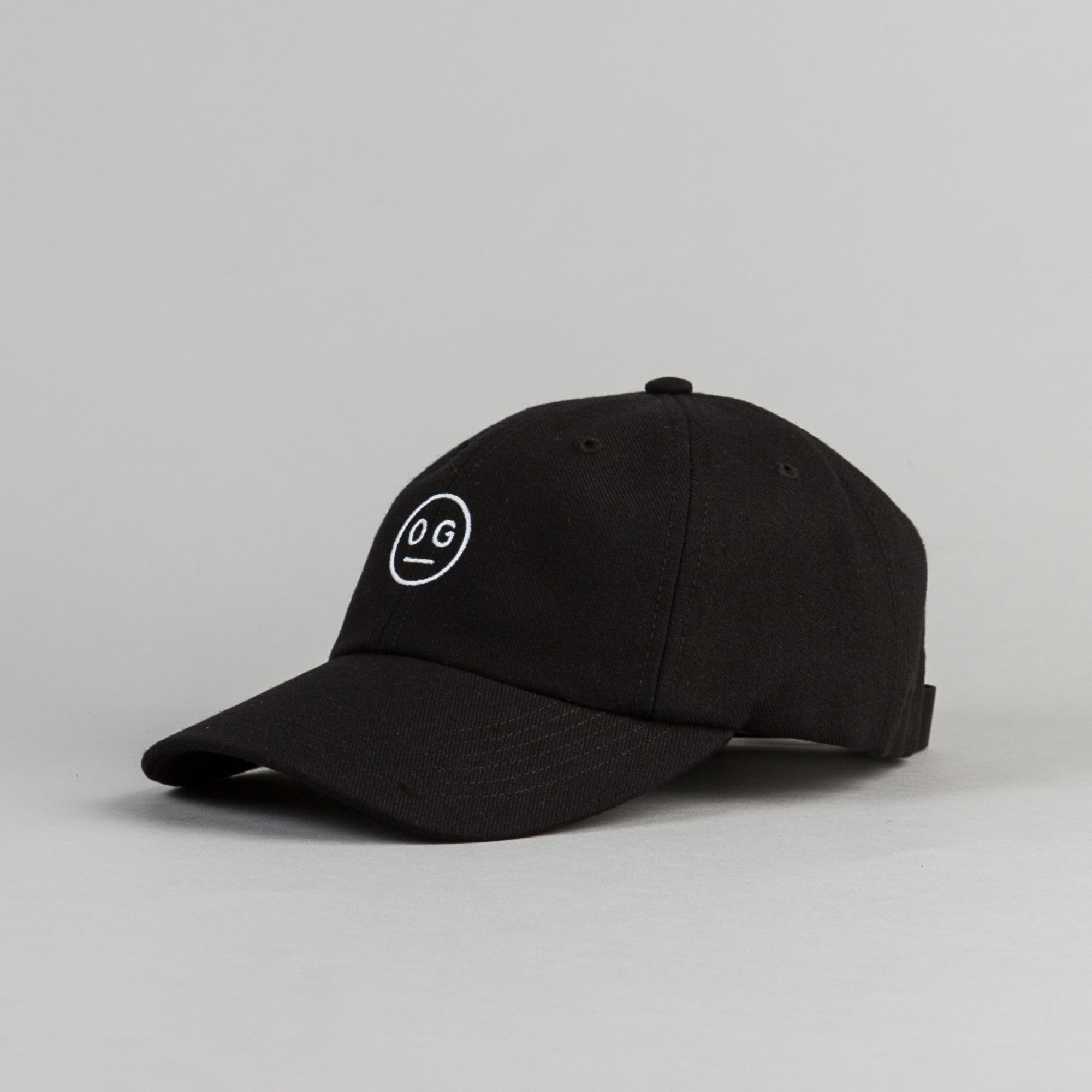Flatspot OG Hardware Polo Cap - Black