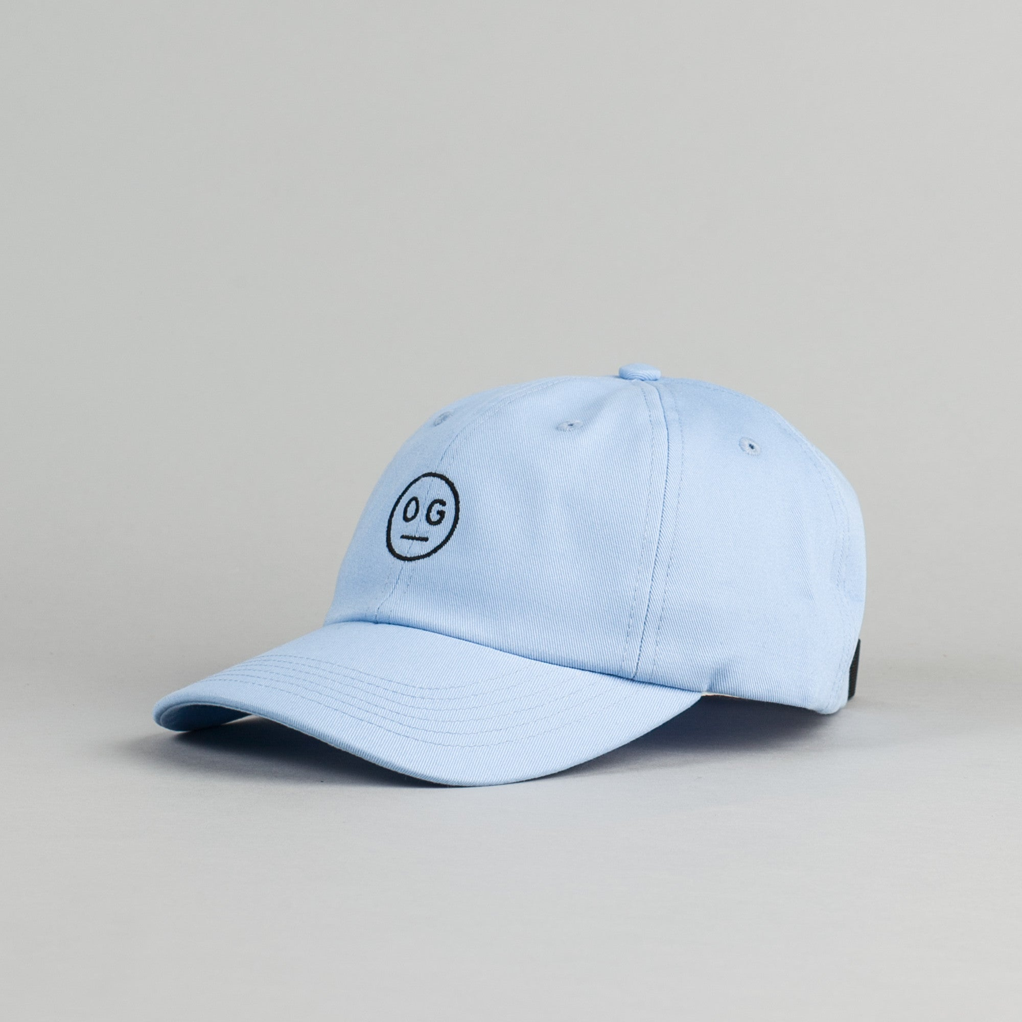 Flatspot OG Hardware Polo Cap - Light Blue