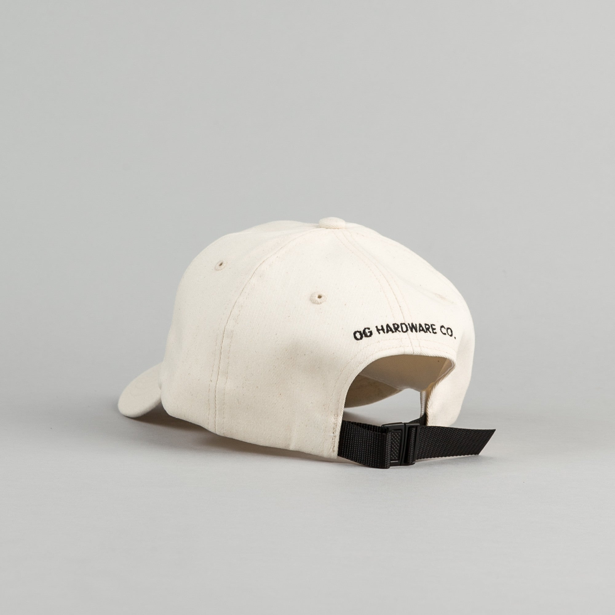Flatspot OG Hardware Polo Cap - Natural