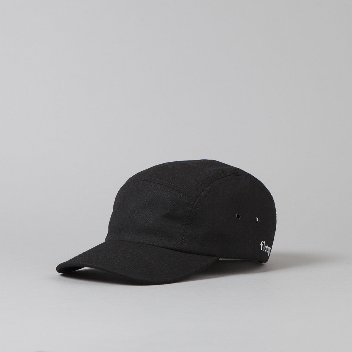 Flatspot Jockey Cap - Black