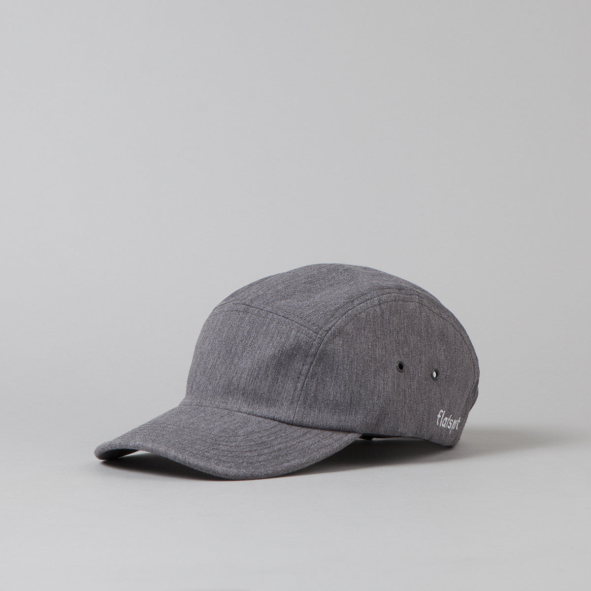 Flatspot Jockey Cap - Heather Grey