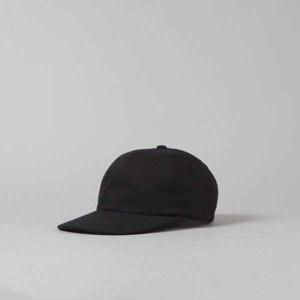 Flatspot Wool Polo Cap