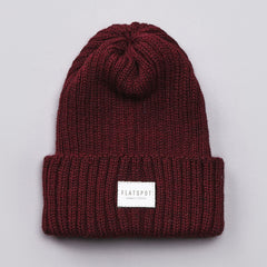 Flatspot AIC Wool Watchcap Port