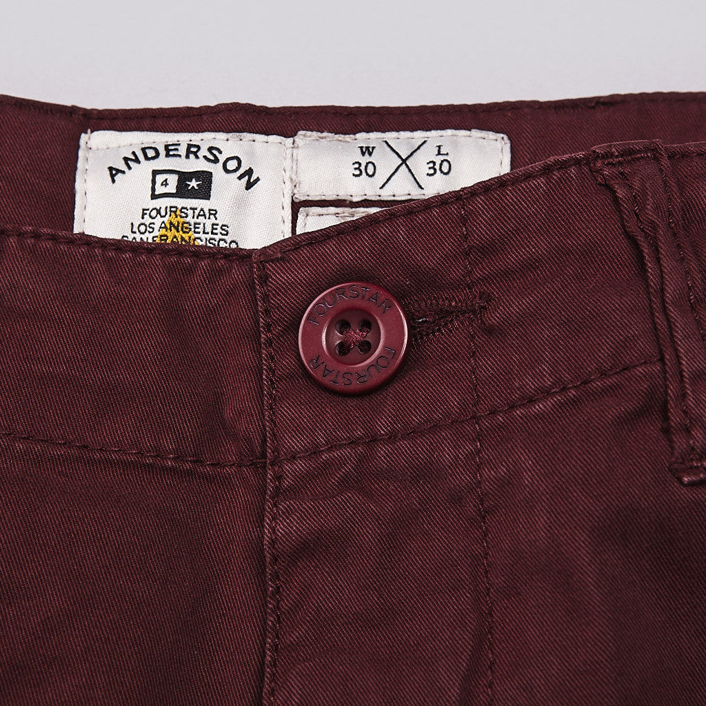 Fourstar Anderson Signature Pant Brick