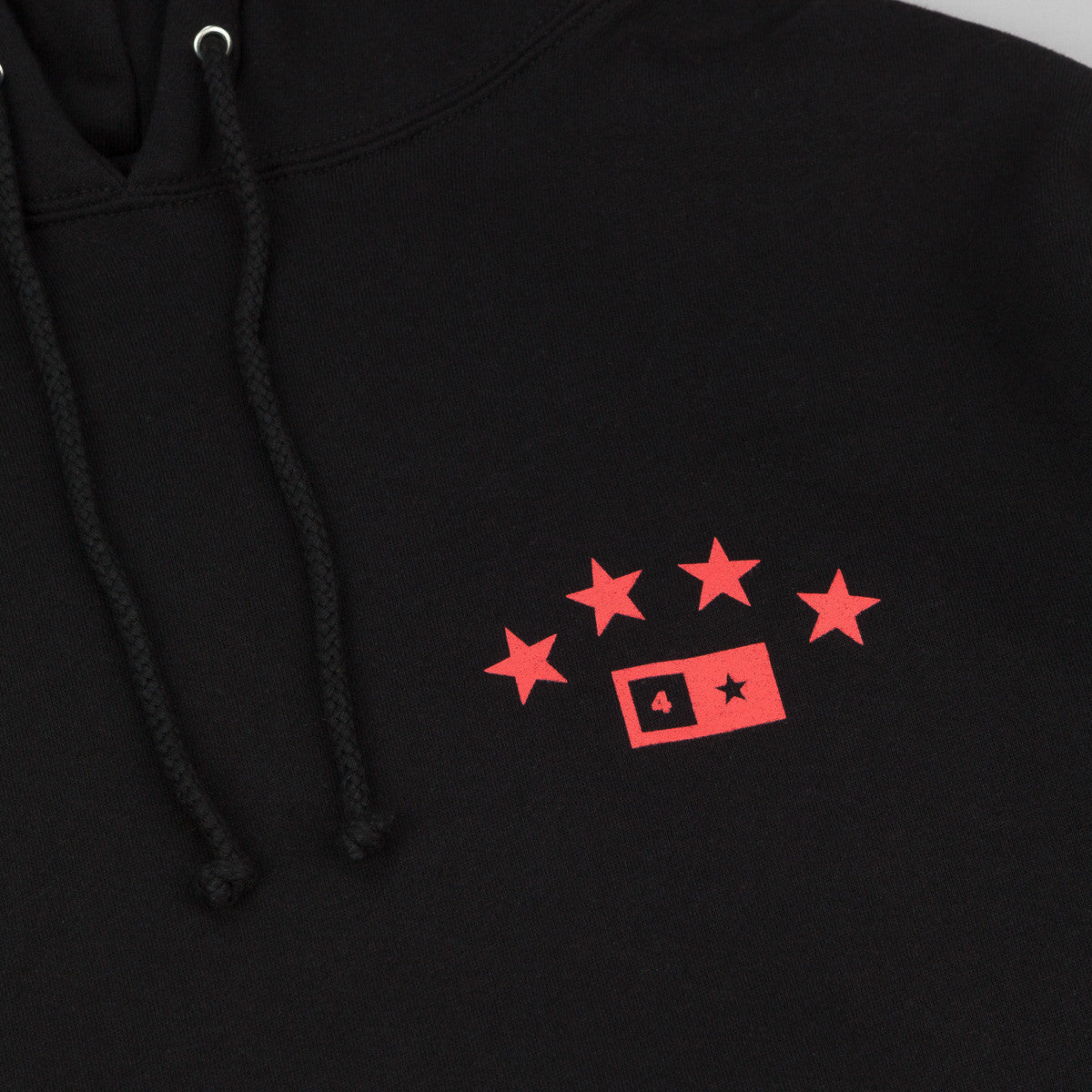 Fourstar Athletic Sweatshirt - Black