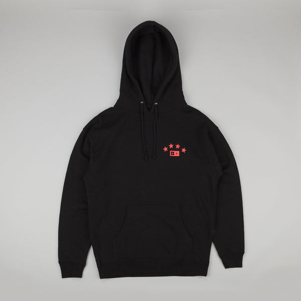 Fourstar Athletic Pullover - Black