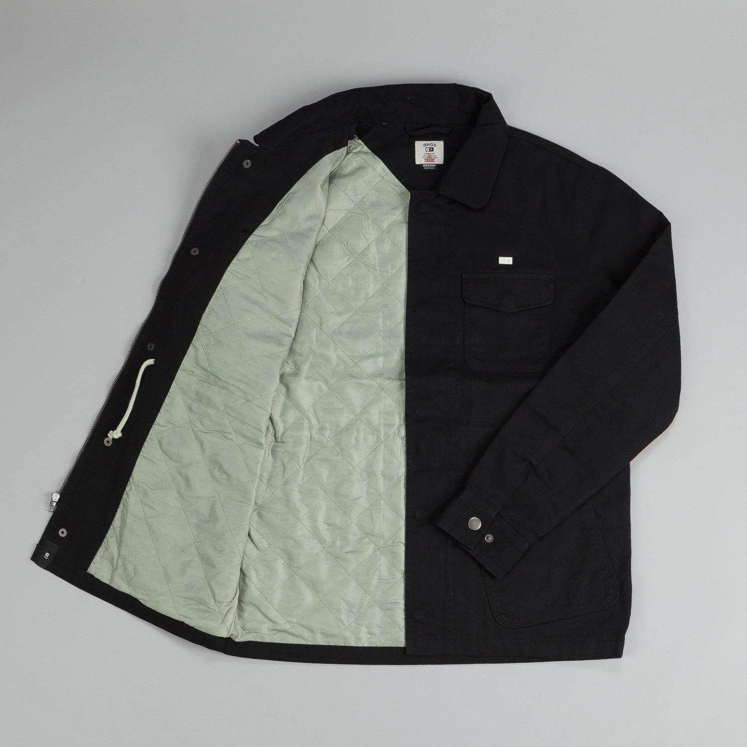 Fourstar Ishod Field Jacket Black