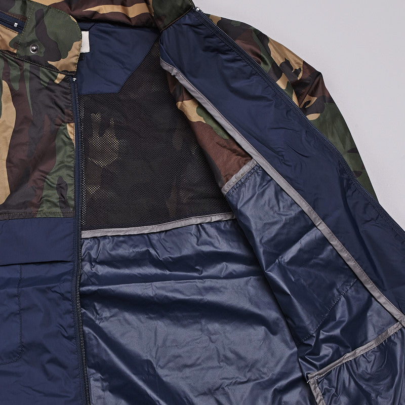 Fourstar Ishod Signature Jacket Camo