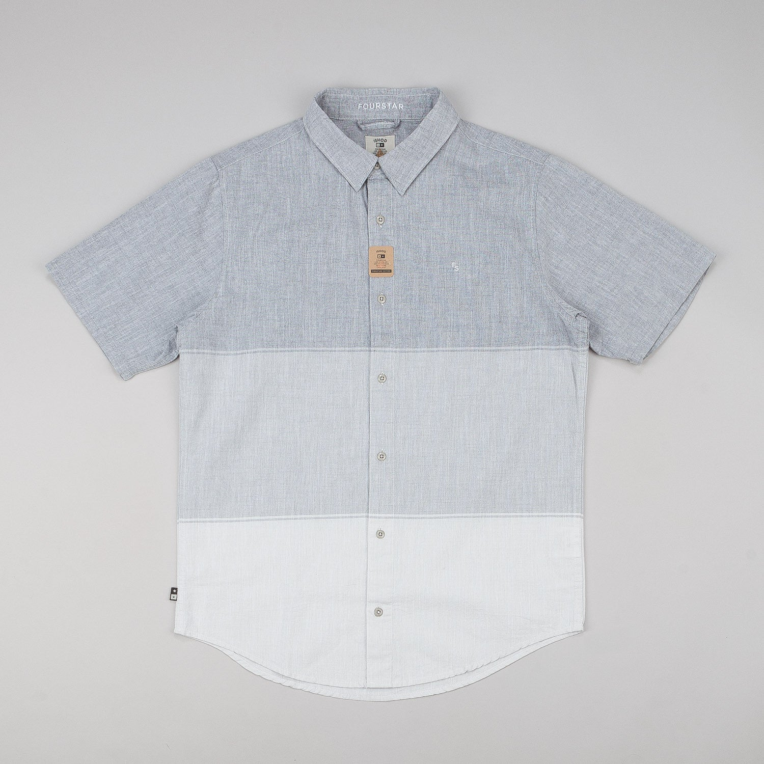 Fourstar Ishod Short Sleeve Shirt