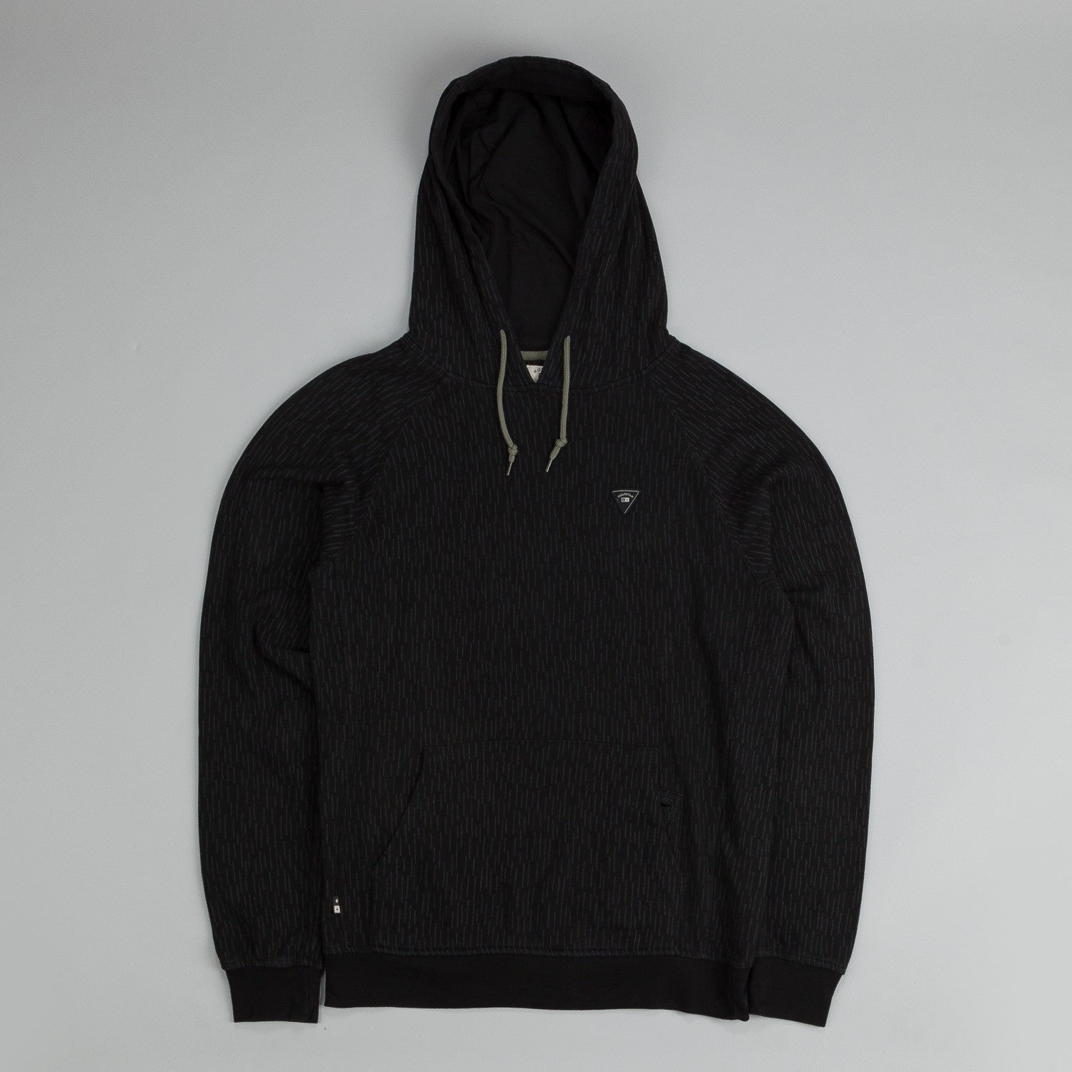 Fourstar Koston Hooded Sweatshirt Black
