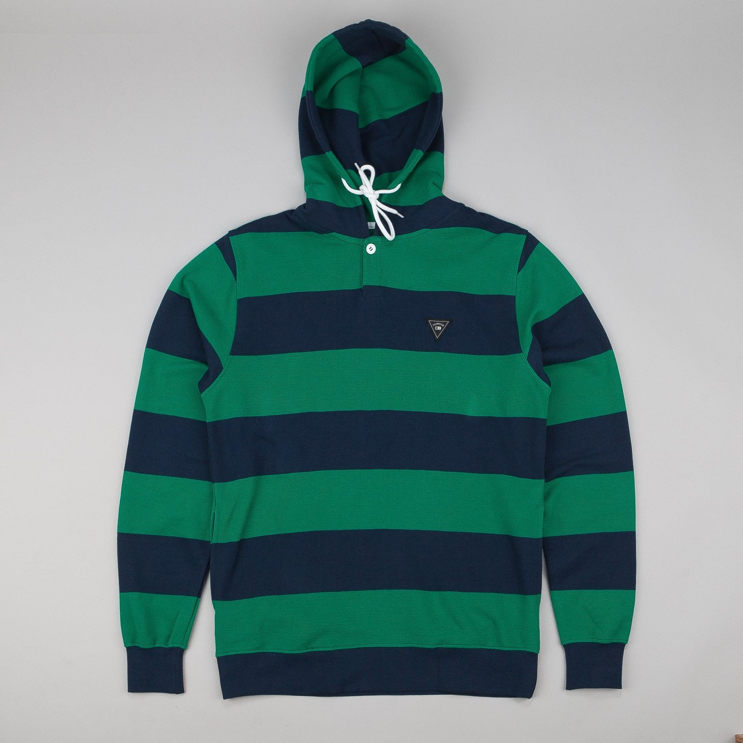 Fourstar Koston Striped Hooded Sweatshirt