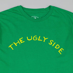 Fourstar Max 4Q Ugly Side T-shirt Green