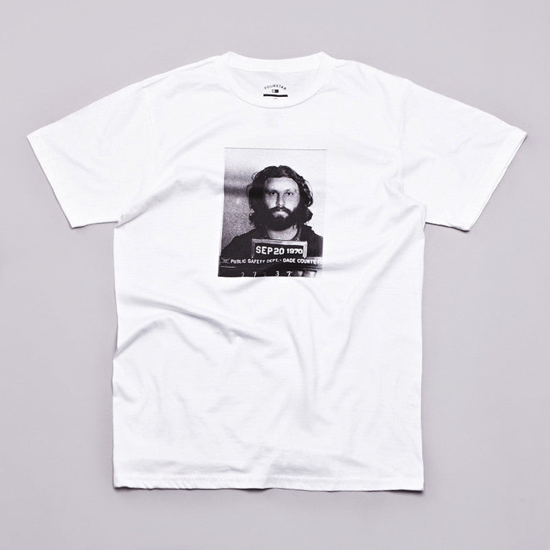 Fourstar Mugshots T Shirt White