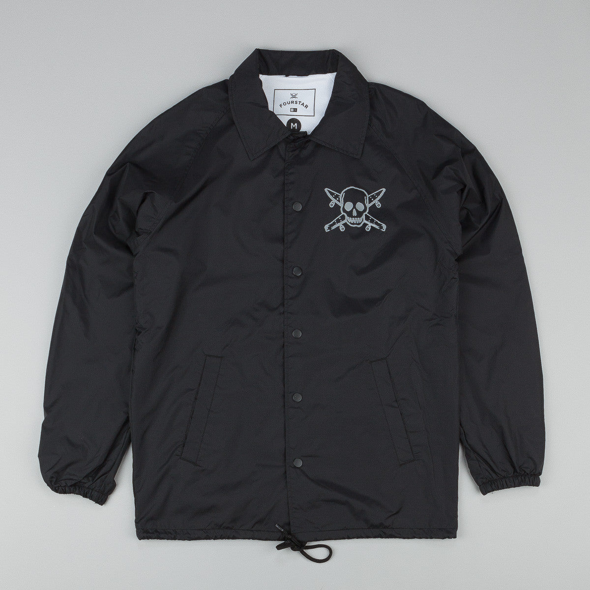 Fourstar Pirate Coach Jacket