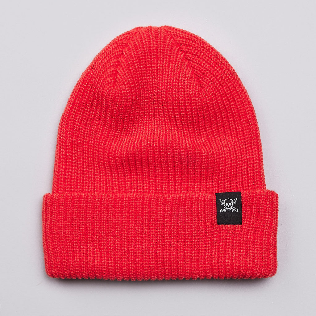 Fourstar Pirate Beanie Orange