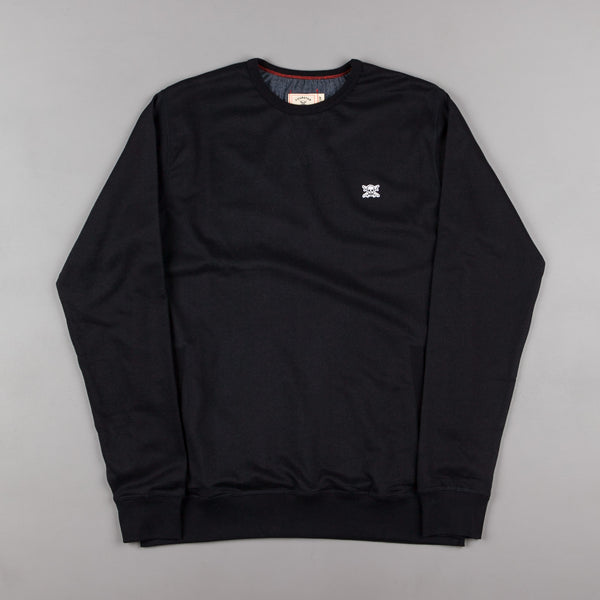 Fourstar Pirate Crewneck Sweatshirt - Midnight