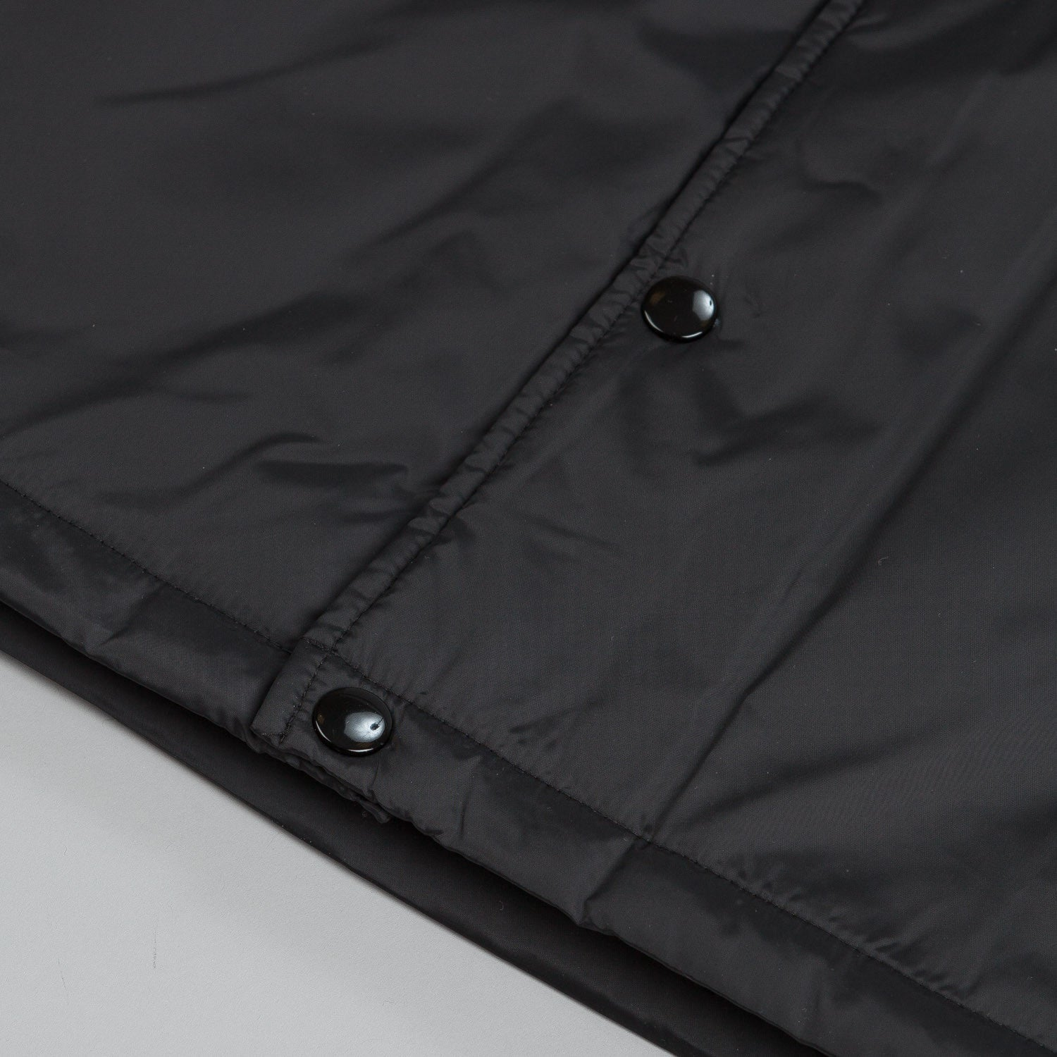 Fourstar Sherpa Coach Jacket Black