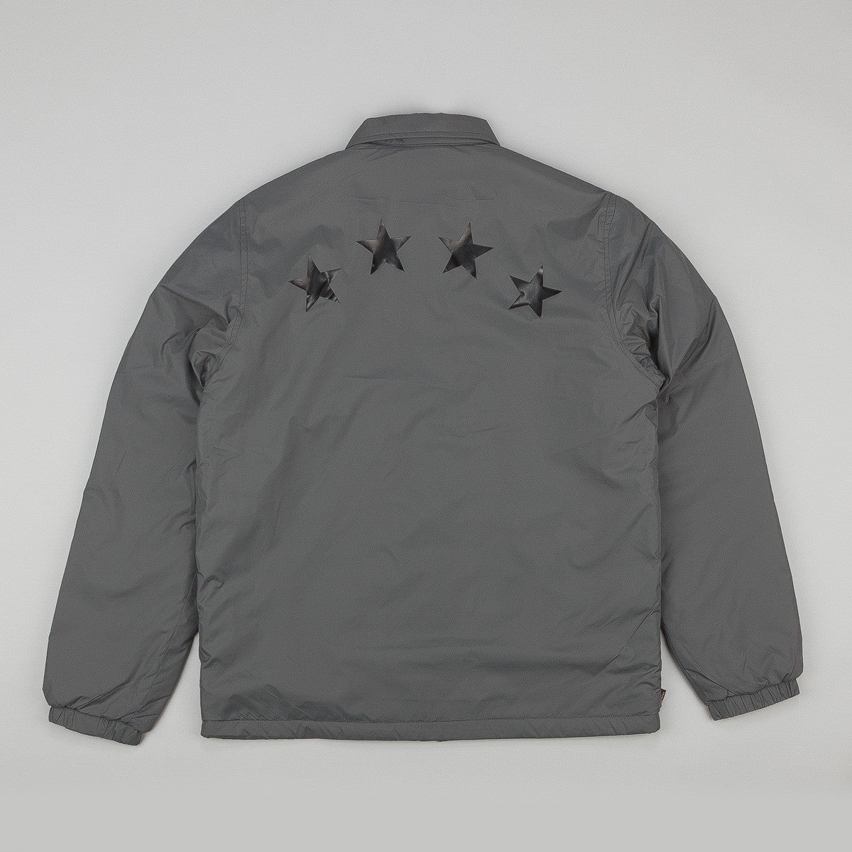 Fourstar Sherpa Coach Jacket - Charcoal