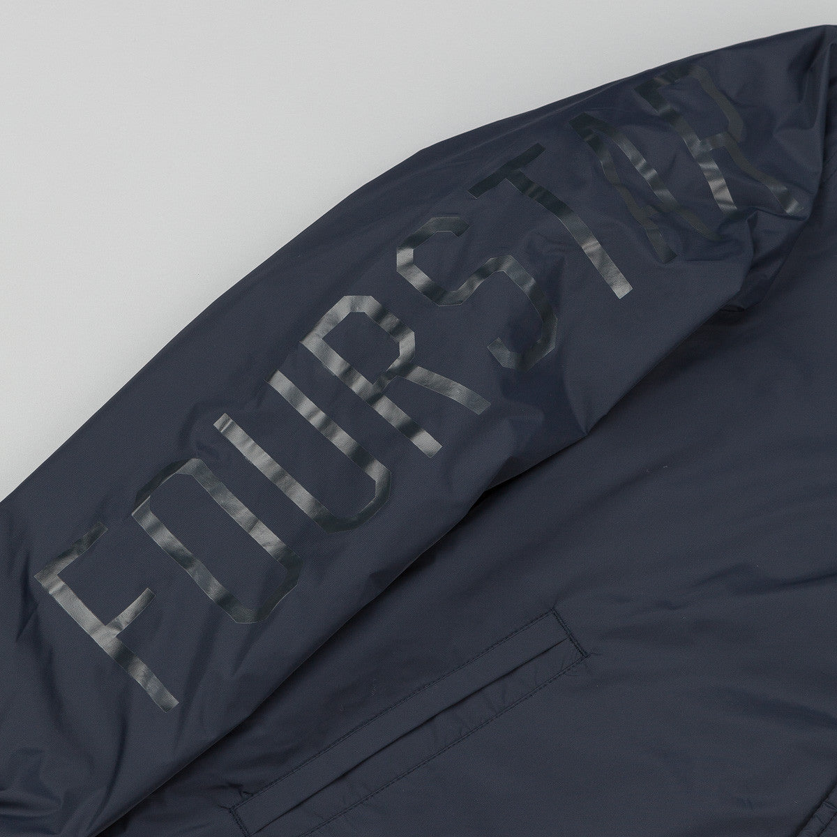 Fourstar Sherpa Coach Jacket - Midnight